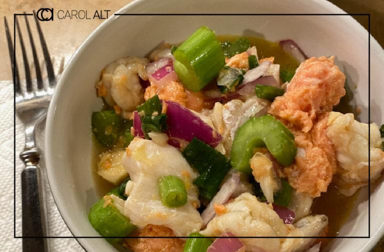 Sushi Samba Recipe Image