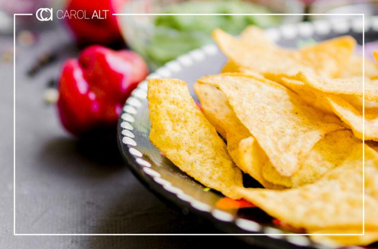 Carol Alt Corn Chip Recipes